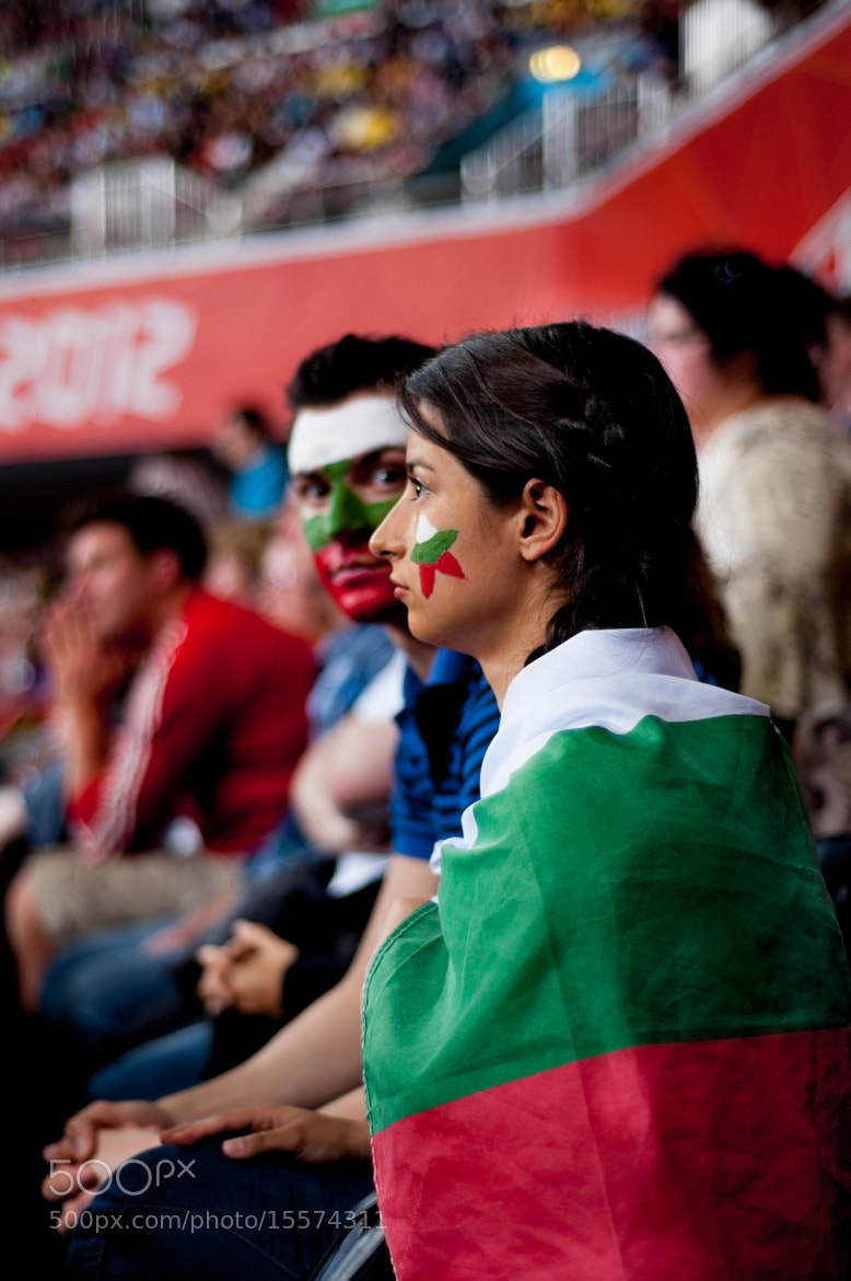 Photograph Bulgarian Supporters III by Hubert Mical on 500px