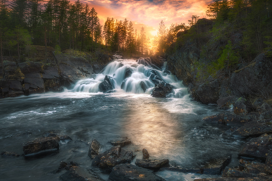 Spring Flow by Ole Henrik Skjelstad on 500px.com