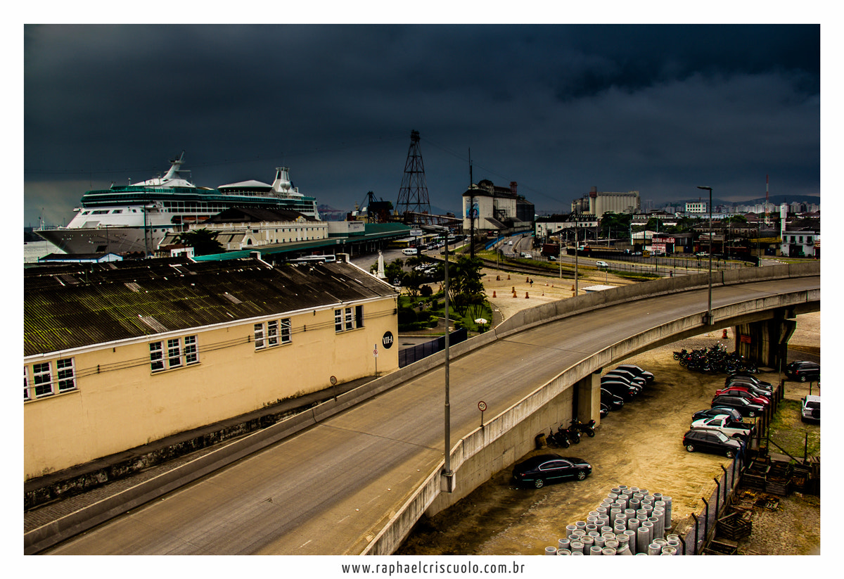 Photograph Port of Santos - Santos SP - Brazil  by Raphael Criscuolo on 500px