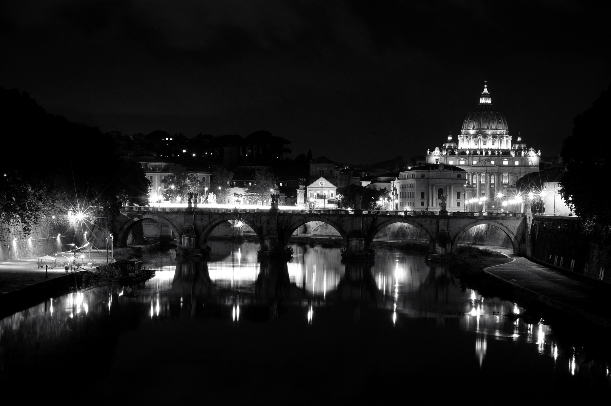 Photograph Night in Rome by Aldo Canalini on 500px