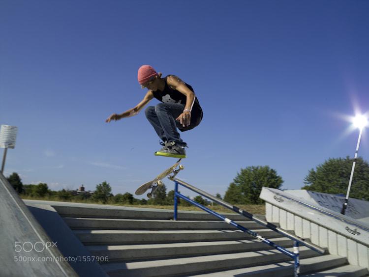 Photograph Skateboard 4 by Gary Goldberg on 500px