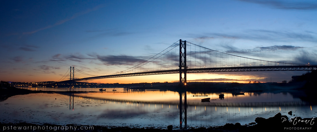 Photograph Firth of Forth by Philip Stewart on 500px