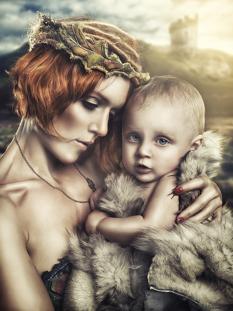 Photograph I found a way by Rebeca  Saray on 500px
