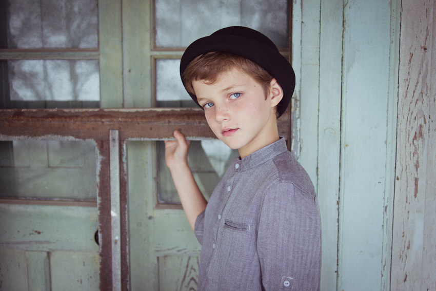 Photograph Liam by Jesy  Almaguer on 500px