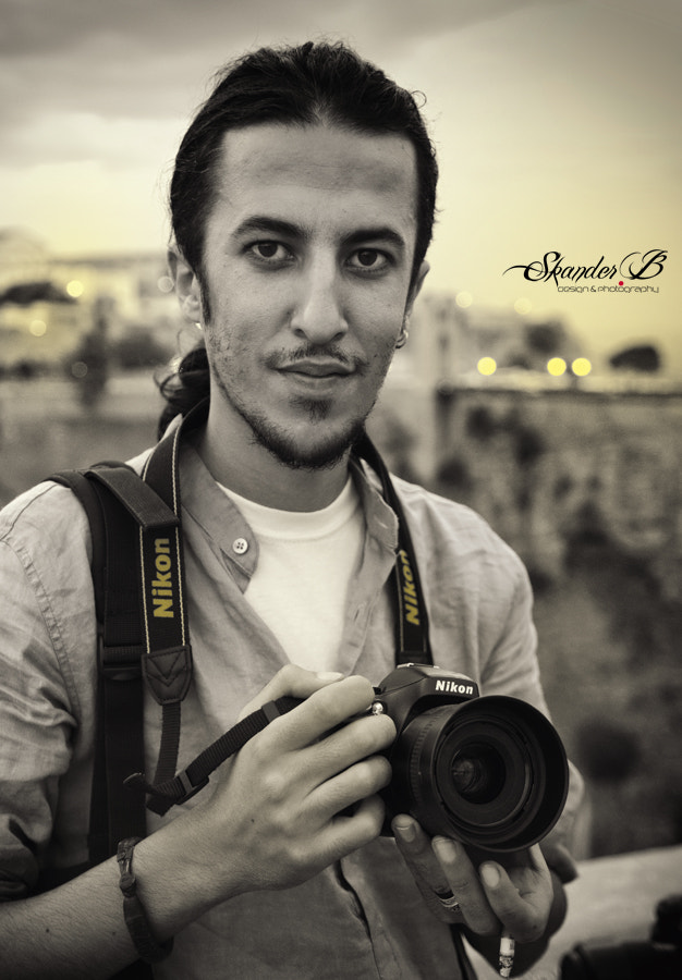 Photograph The Photographer by Skander Benmohammed on 500px