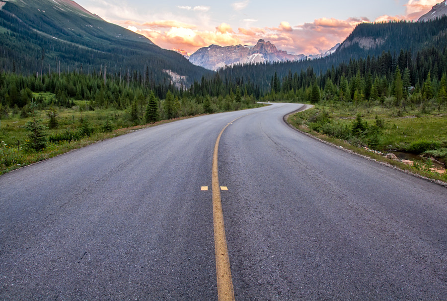Yoho Road by James Wheeler on 500px.com