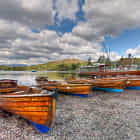 Lake District - Boats (HDR)