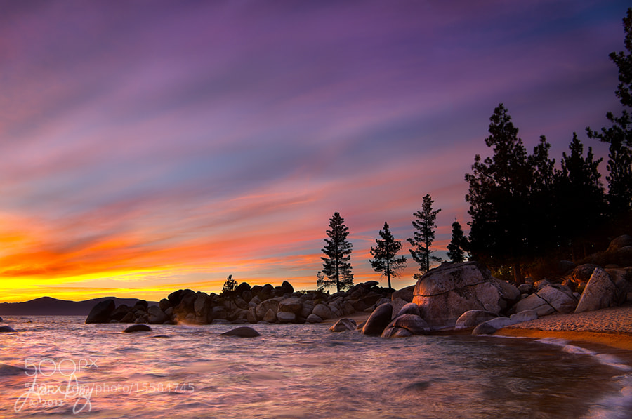Photograph Last of a Tahoe Summer by Jean Day on 500px