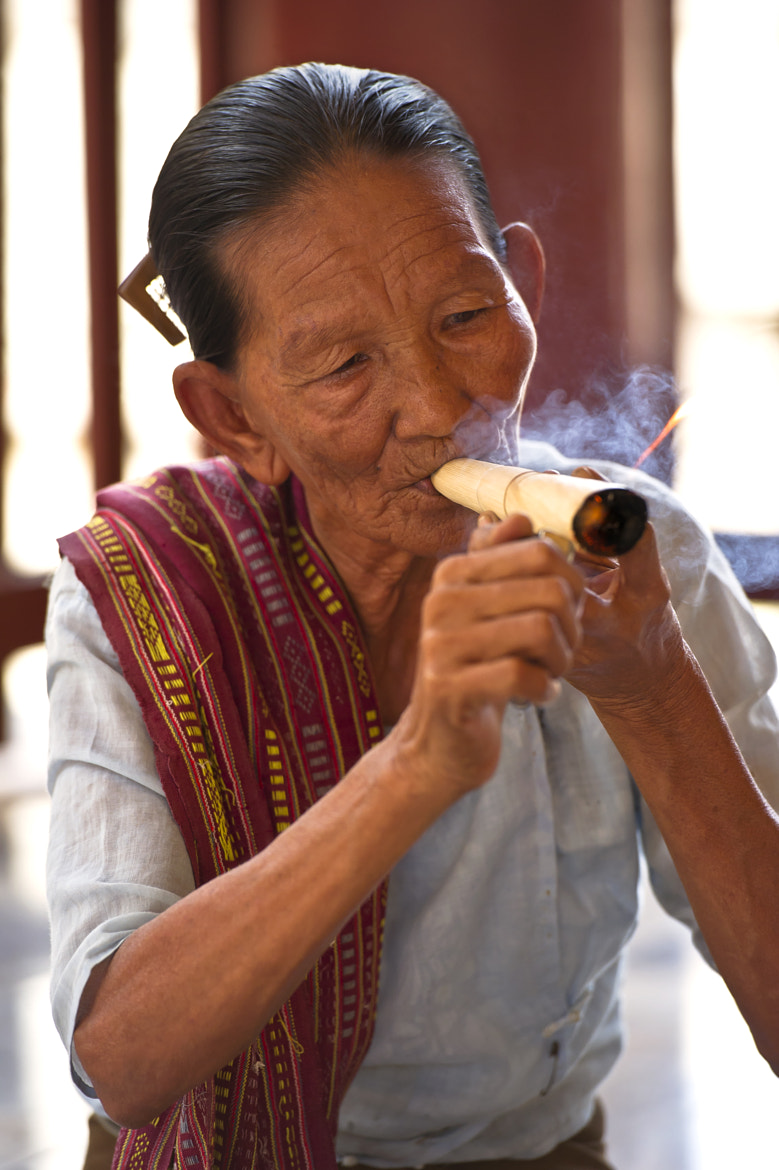 Photograph Who says that smoking  was bad for you? by Damien Le Prieur on 500px