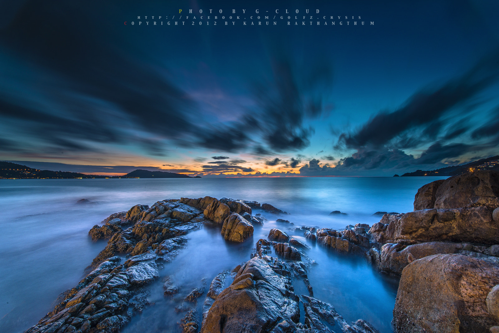 Photograph The Sea Cooling by Golfzx Cloud on 500px