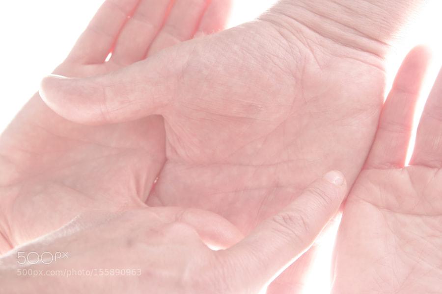 Hand lebenslinie