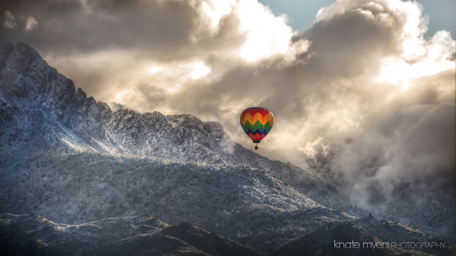 Photograph Balloon Frost by Knate Myers on 500px