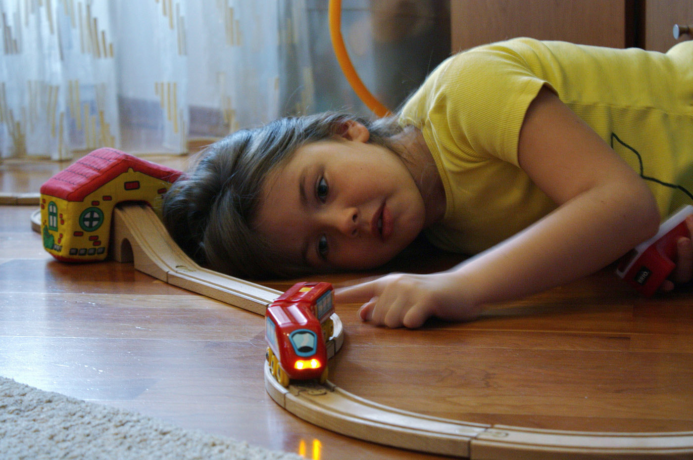 "Photograph the train lives from ""childhood"" station by Katia Kristeva on 500px"