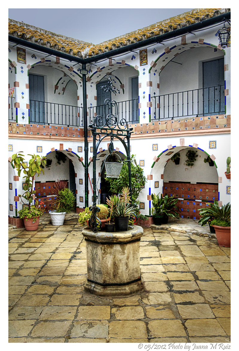 Photograph Andalusian Patio by Juana Maria Ruiz on 500px