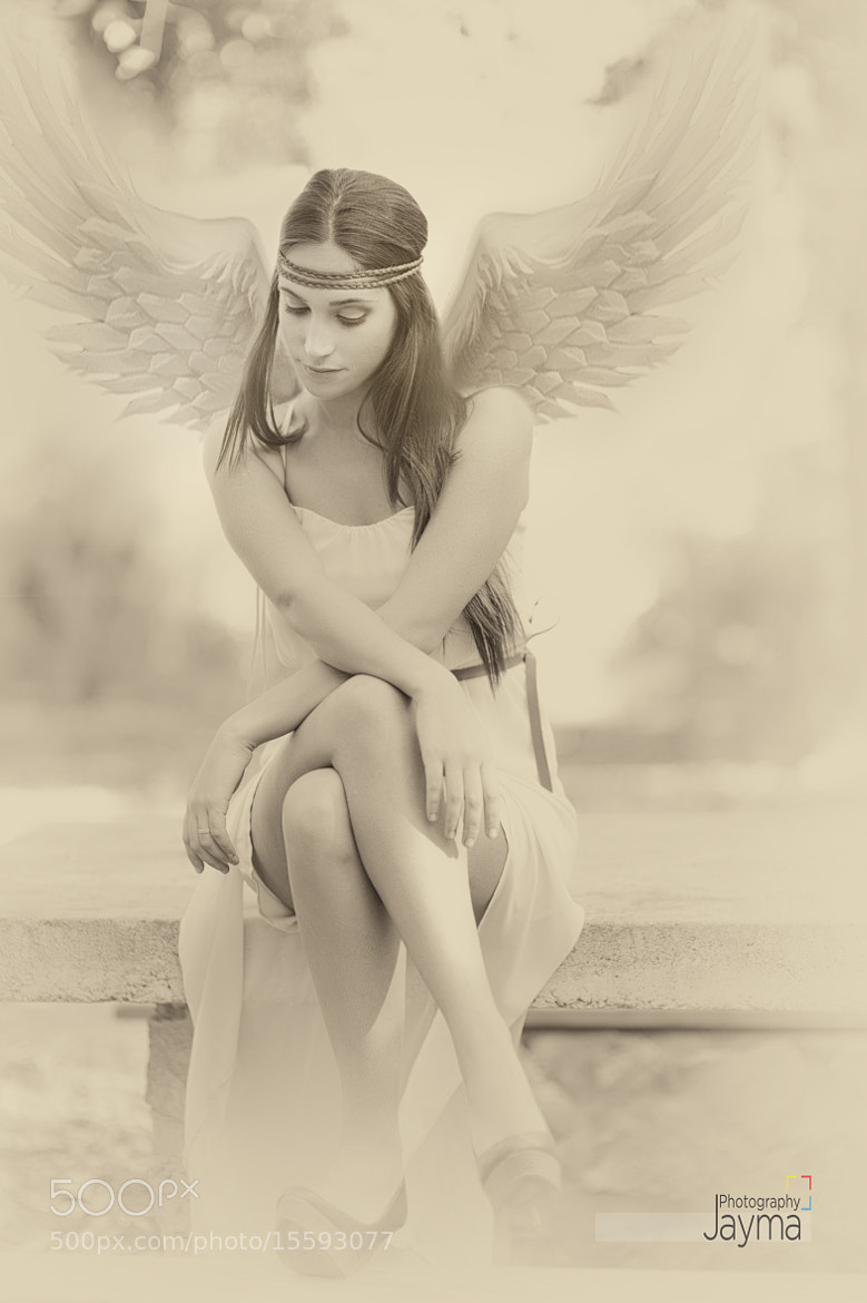 Photograph Angel by Jayma  on 500px