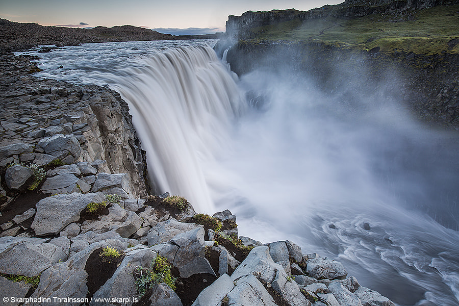 Dettifoss by Skarpi Thrainsson on 500px