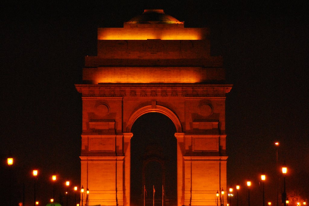 Photograph The India Gate by Arun J Bharali on 500px