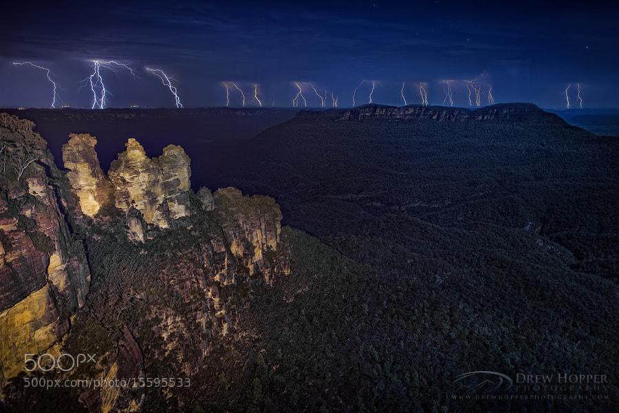 Photograph Electric Sisters by Drew Hopper on 500px