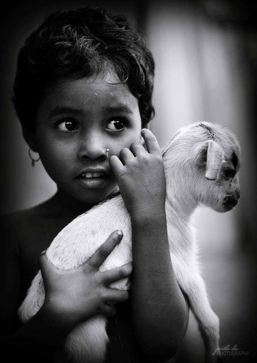 Photograph i don't want to let you go away again... by Partha Das on 500px