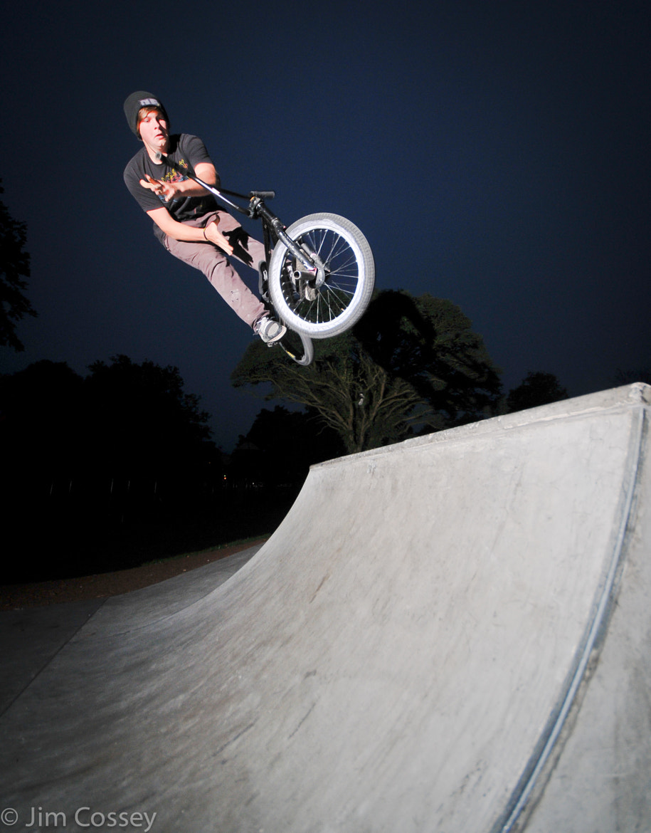 Photograph Barspin  by Jim Cossey on 500px
