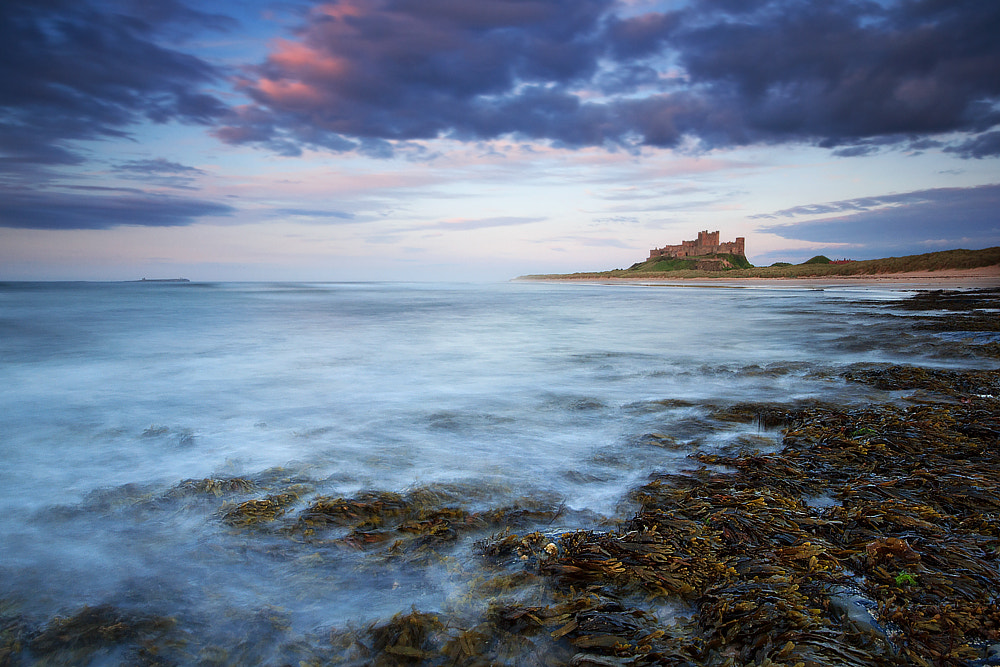 Photograph Bamburgh Blues by Steve Boote on 500px