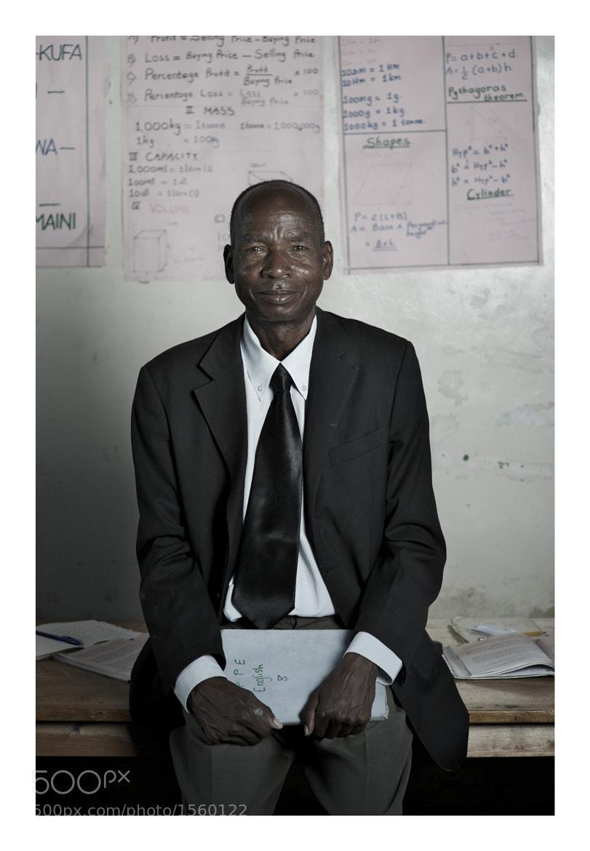 Photograph Headmaster by Antony Blake on 500px