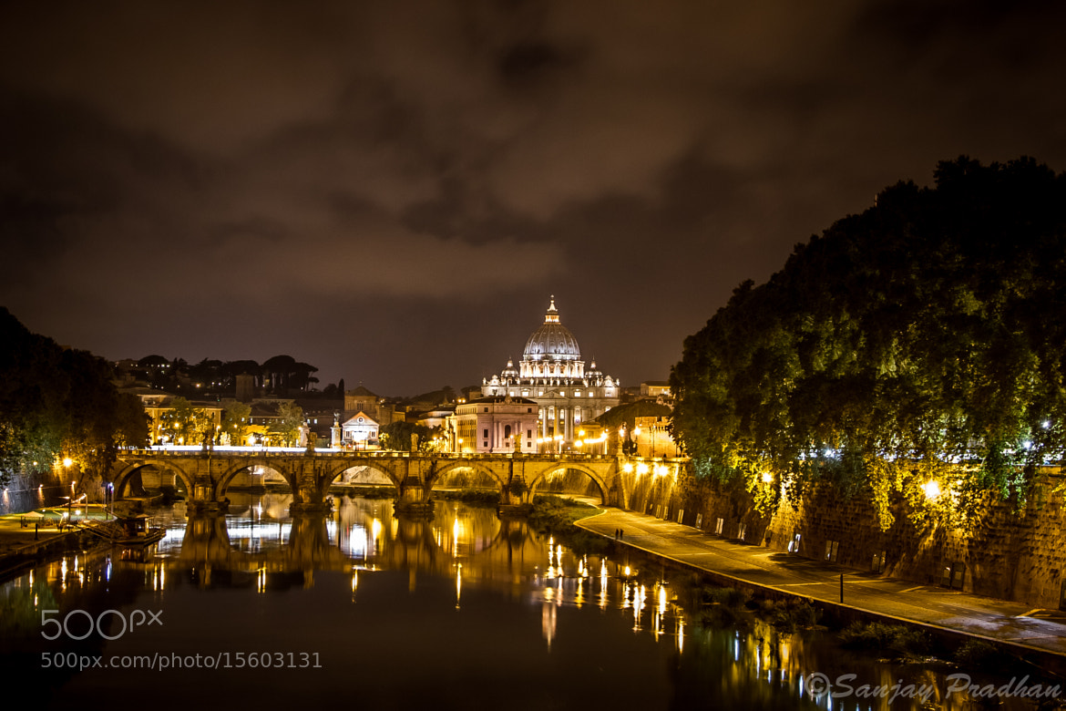 Photograph St.Peters Basilica by Sanjay Pradhan on 500px