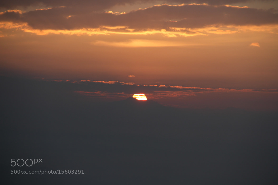 Photograph Shining through the clouds by Sudeep Devkota on 500px