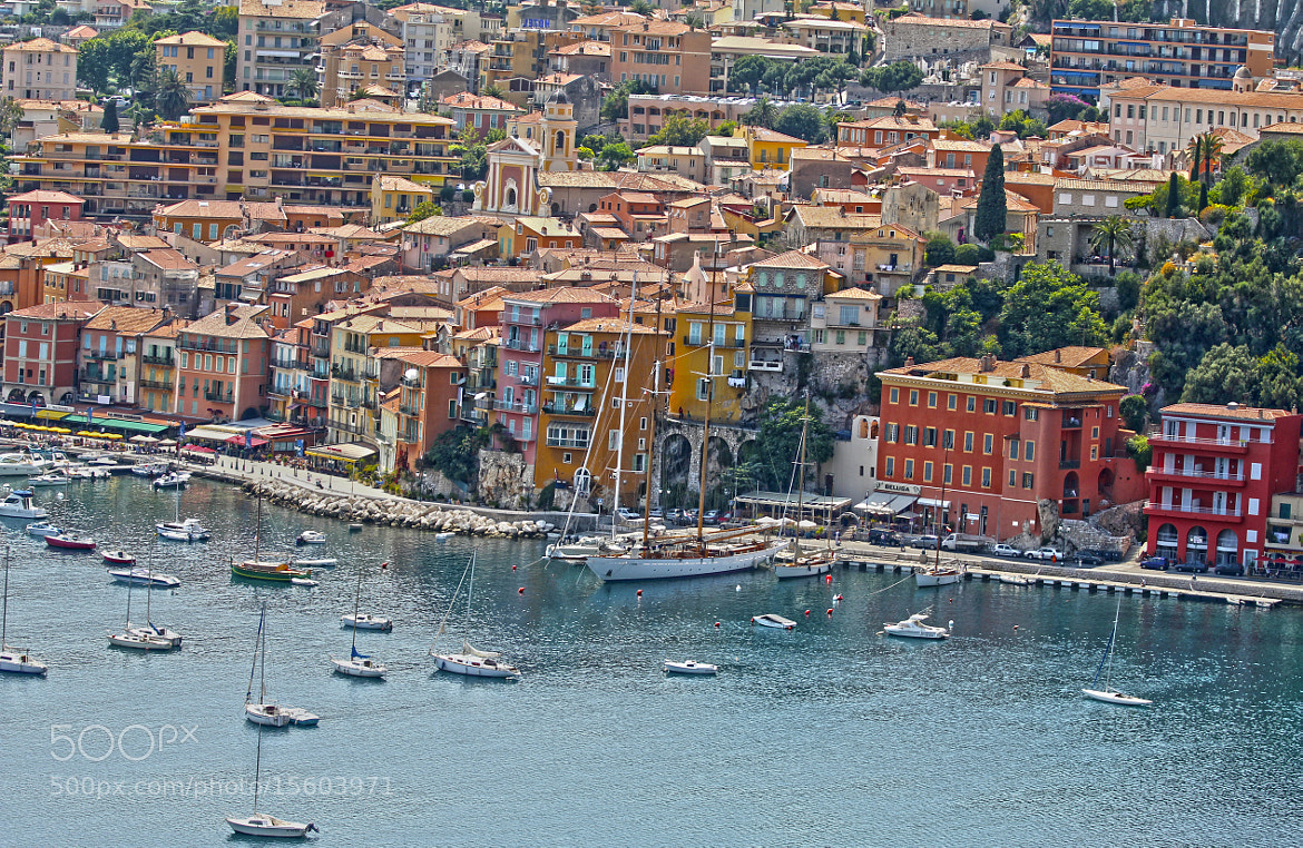 Photograph Villefranche-sur-Mer France by Itamar Campos on 500px