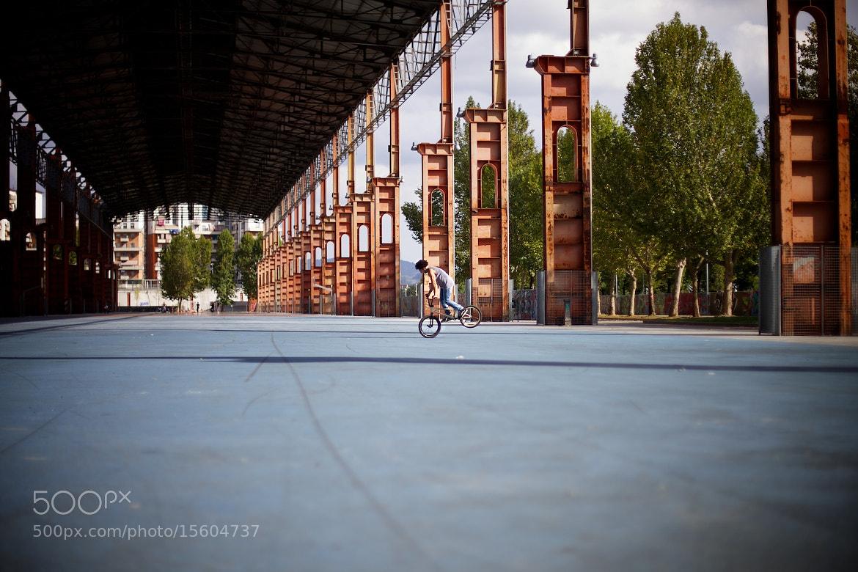 Photograph Industrial Tricks by Edoardo Melchiori on 500px