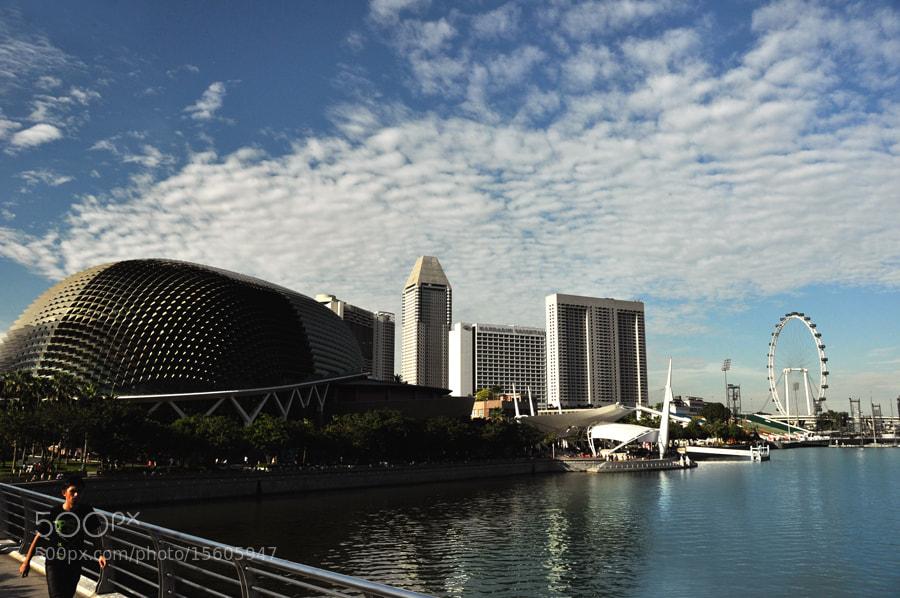 Photograph Esplanade by Khoo Boo Chuan on 500px