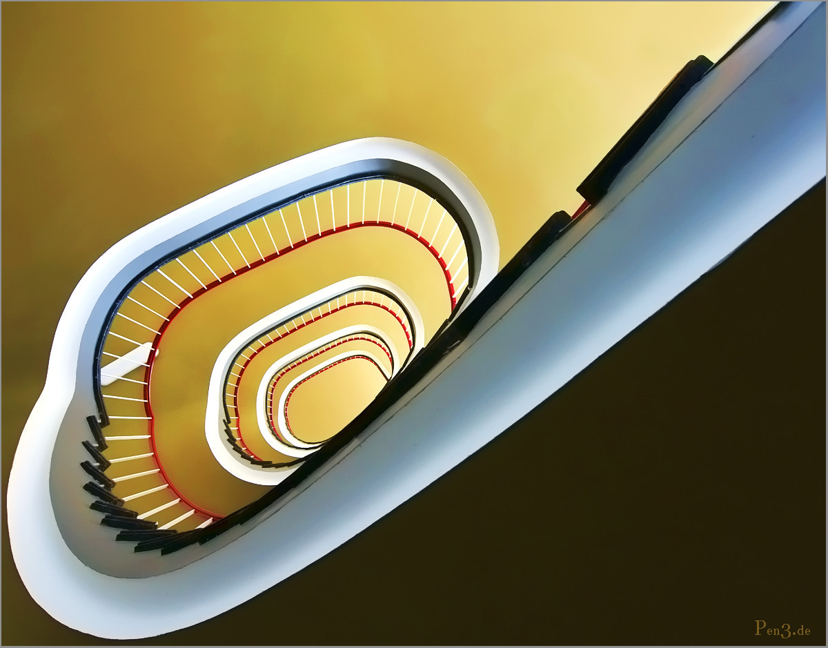 Photograph Stairway by Frank Rückert on 500px