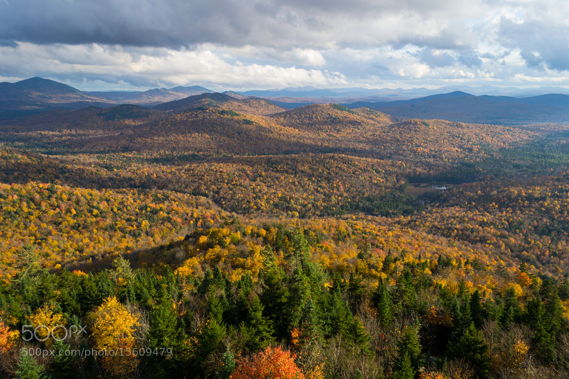 Photograph Goodnow Mountain by Michael Fey on 500px