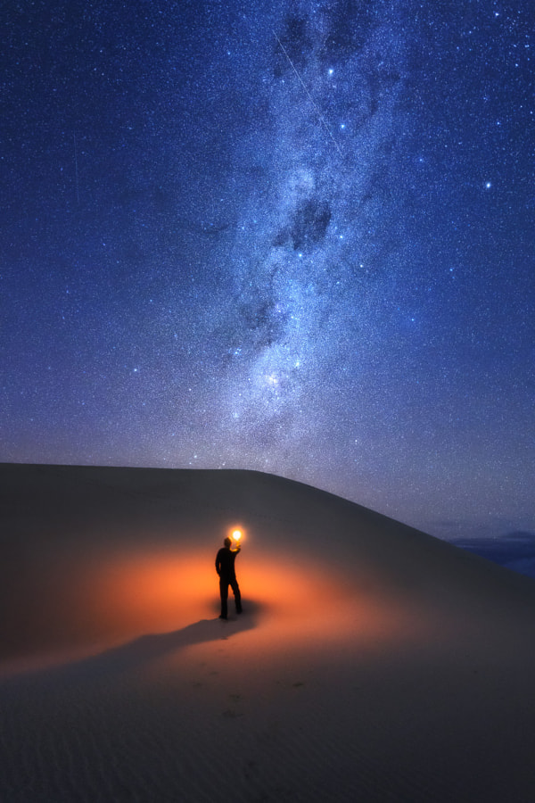 Dune Explorer by Dylan Toh & Marianne Lim