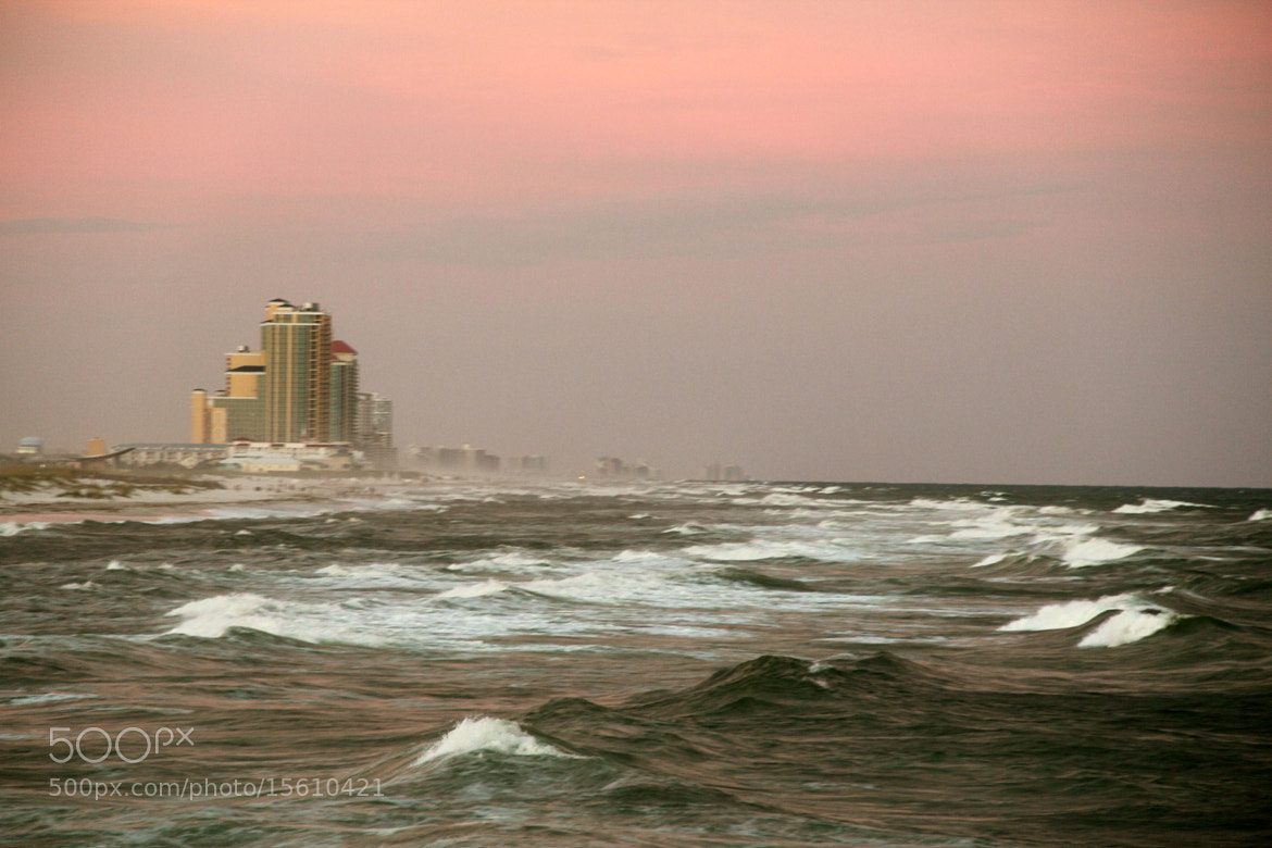 Photograph Ocean getting angry by Ann Weis on 500px