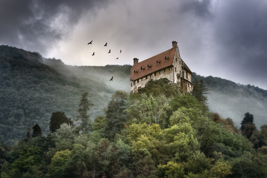Photograph Old Castel by Daniel Metz on 500px