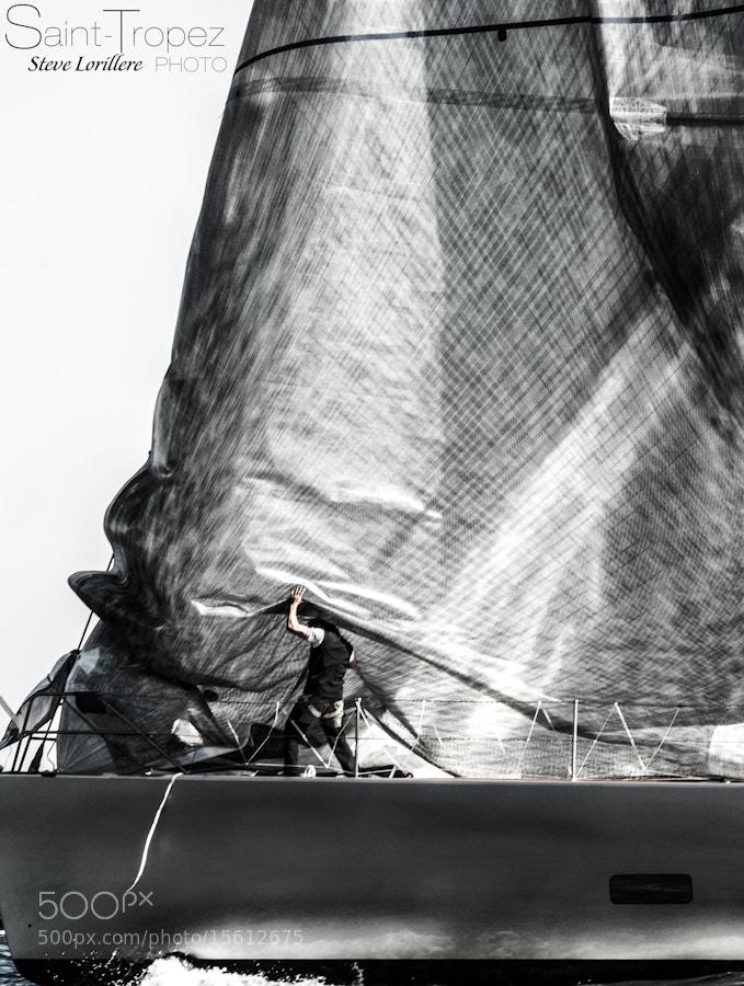 Photograph VOILE DE SAINT-TROPEZ by Steve Lorillere on 500px