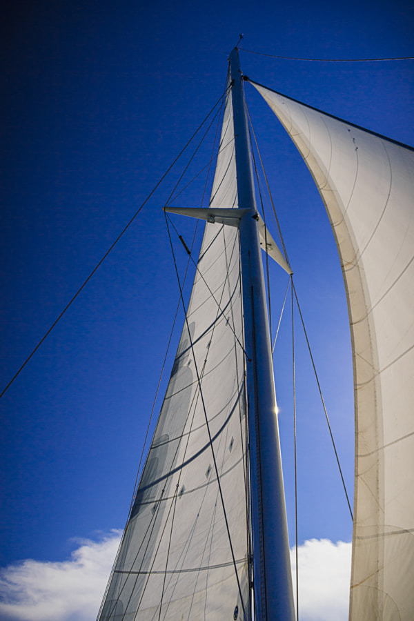 Sails in the Blue #2 by Son of the Morning Light on 500px.com