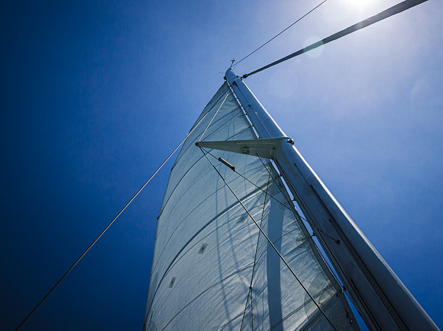 Sails in the Blue #4 by Son of the Morning Light on 500px.com