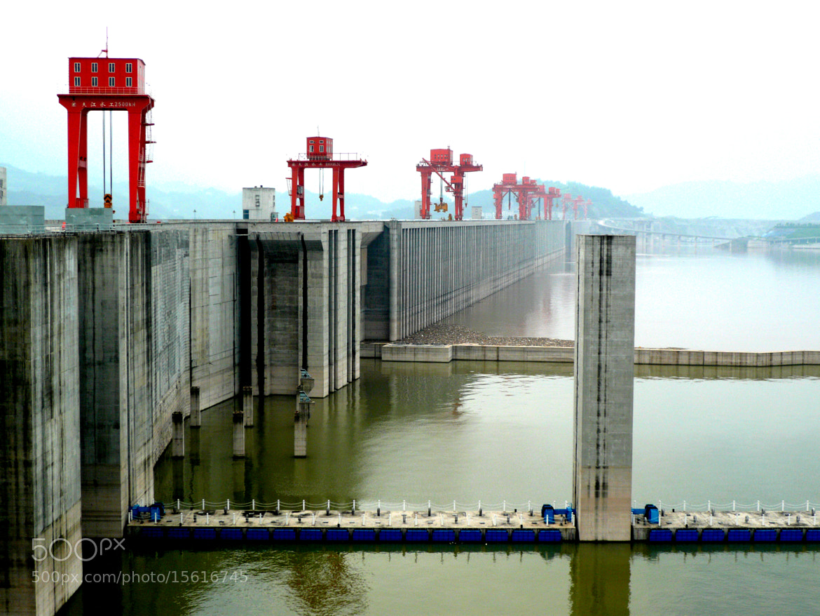 Photograph Three Gorges Dam by Johan Brouwer on 500px