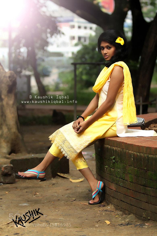 Photograph Jerin 01 by Kaushik Iqbal on 500px