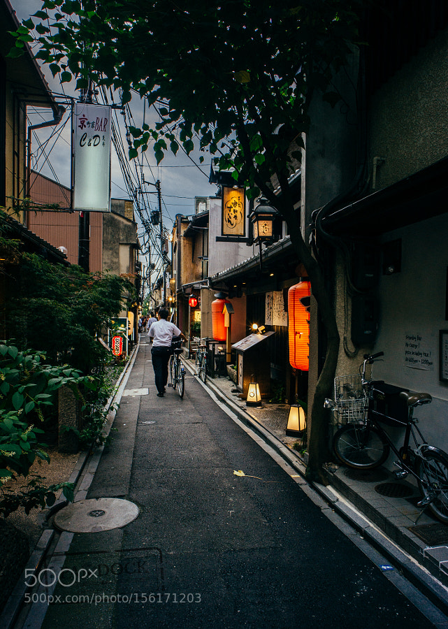 Pontocho - Kyoto
