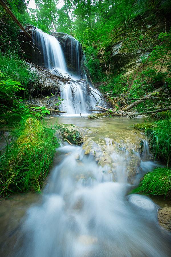 Mühlbachtaler Wasserfall