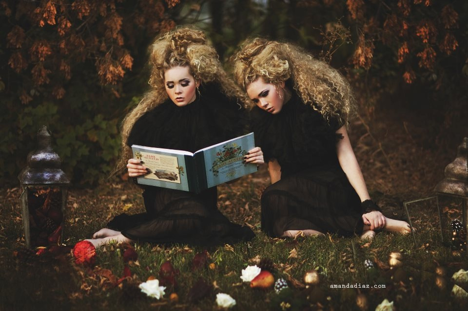 Photograph Jessica and Jessica by Amanda Diaz on 500px