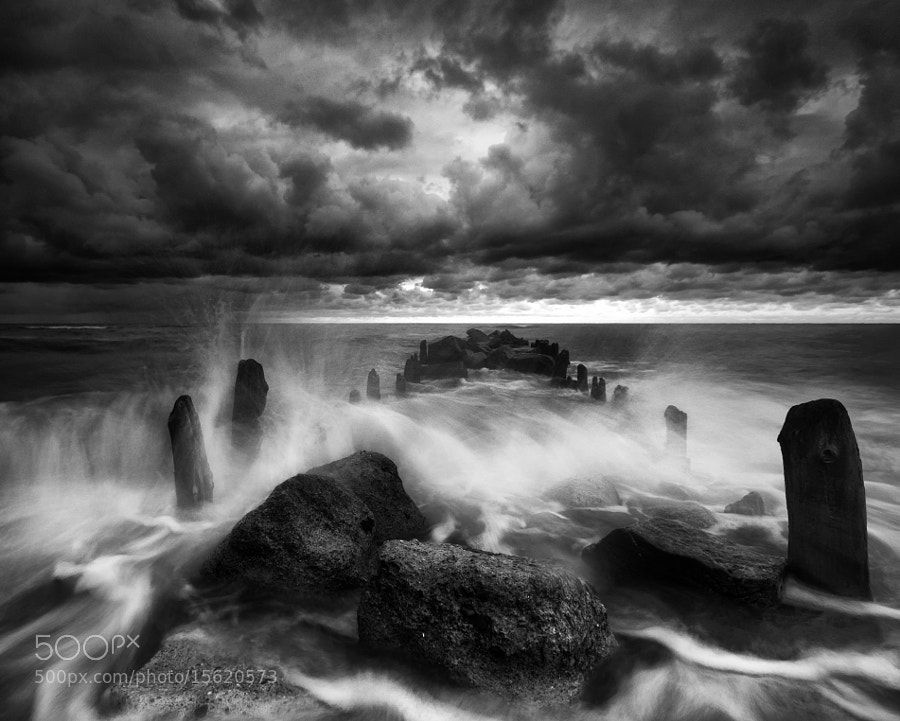 Photograph Angry Baltic Sea by Paweł Uchorczak on 500px