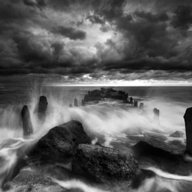 Angry Baltic Sea by Paweł Uchorczak (PawelUchorczak)) on 500px.com