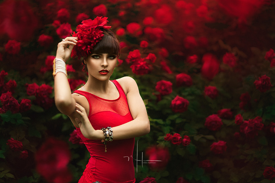 Rouge Spring by Nikki Harrison on 500px