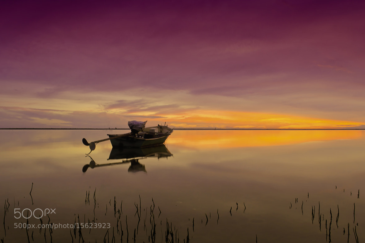 Photograph A Boat by Afiq Abdullah on 500px