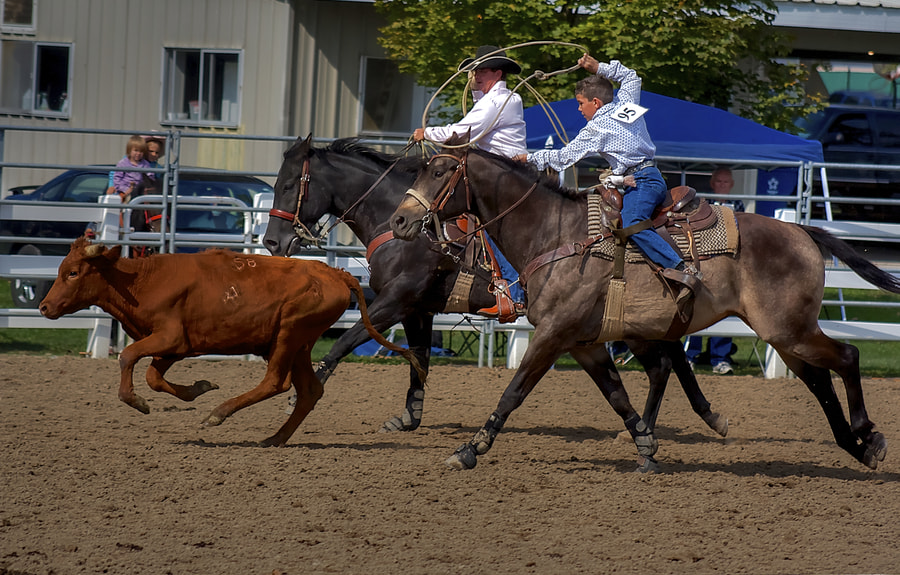Photograph Ropin, Ropin, Ropin by Phil Donahue on 500px