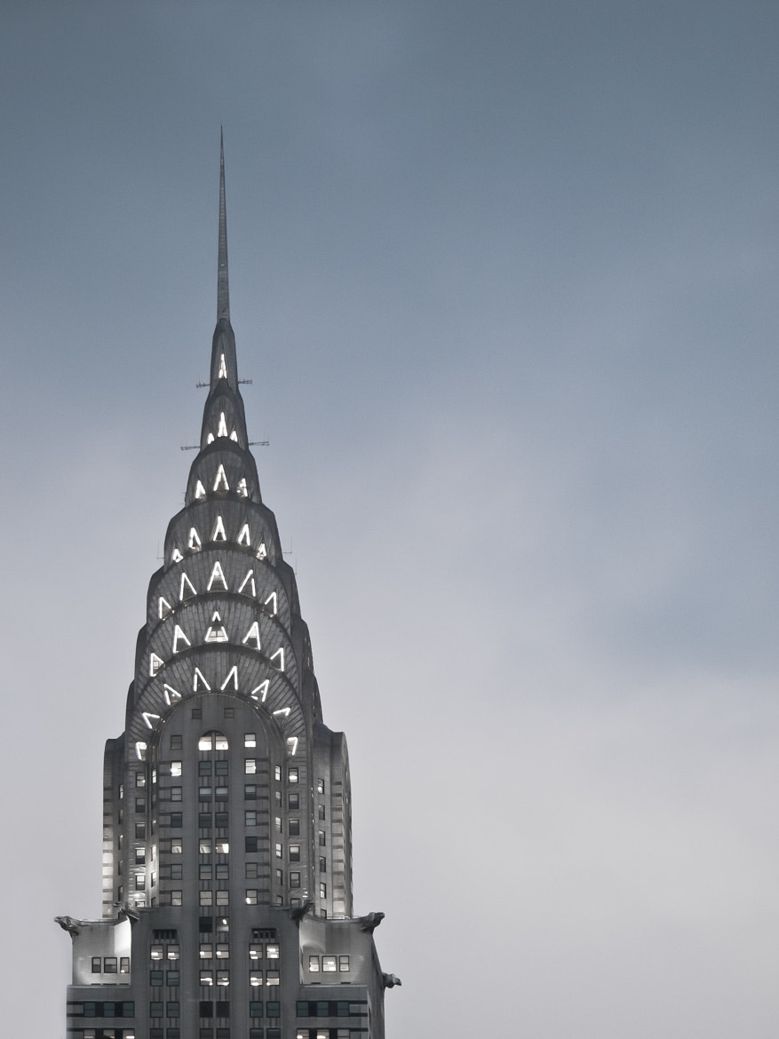 Photograph The Chrysler Building by Manolo Toledo on 500px